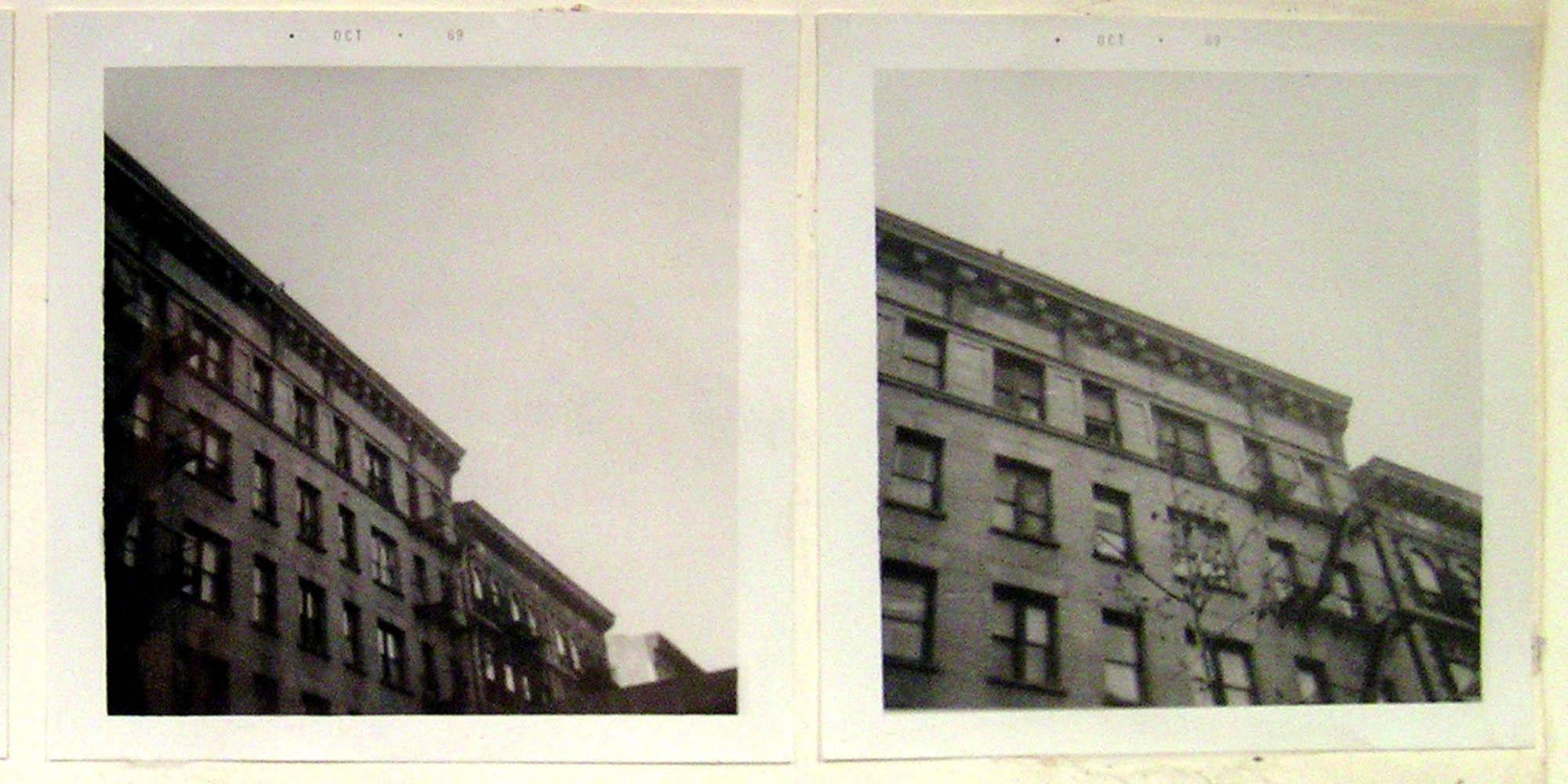 Vito Acconci: Performance Documentation & Photoworks, 1969–1973