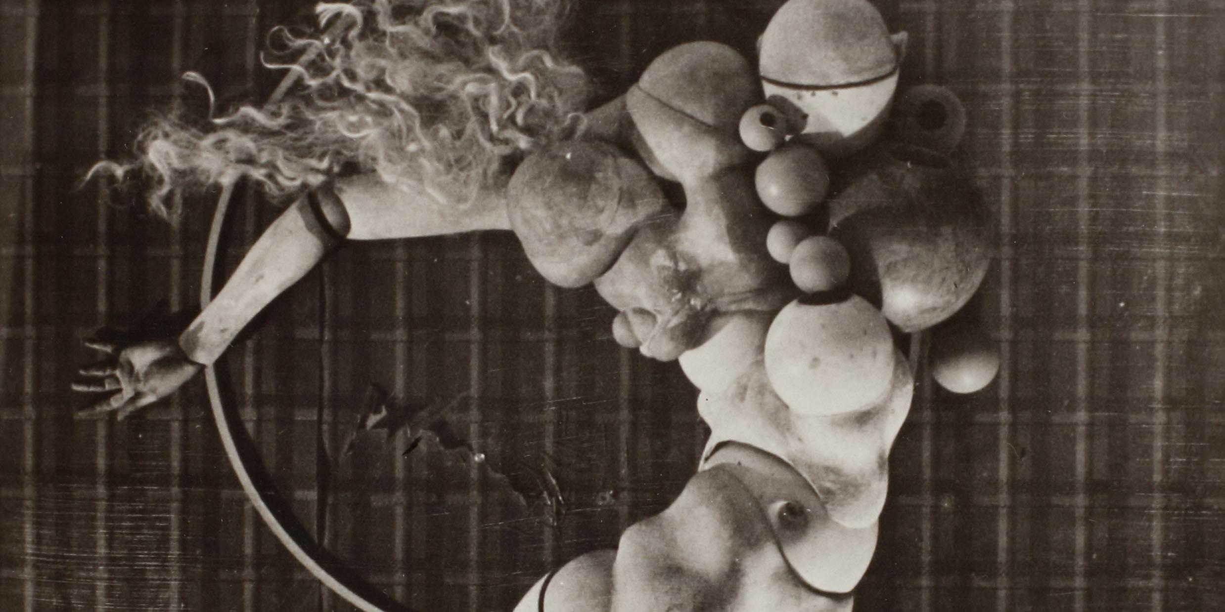 Hans Bellmer: Photographs & Drawings