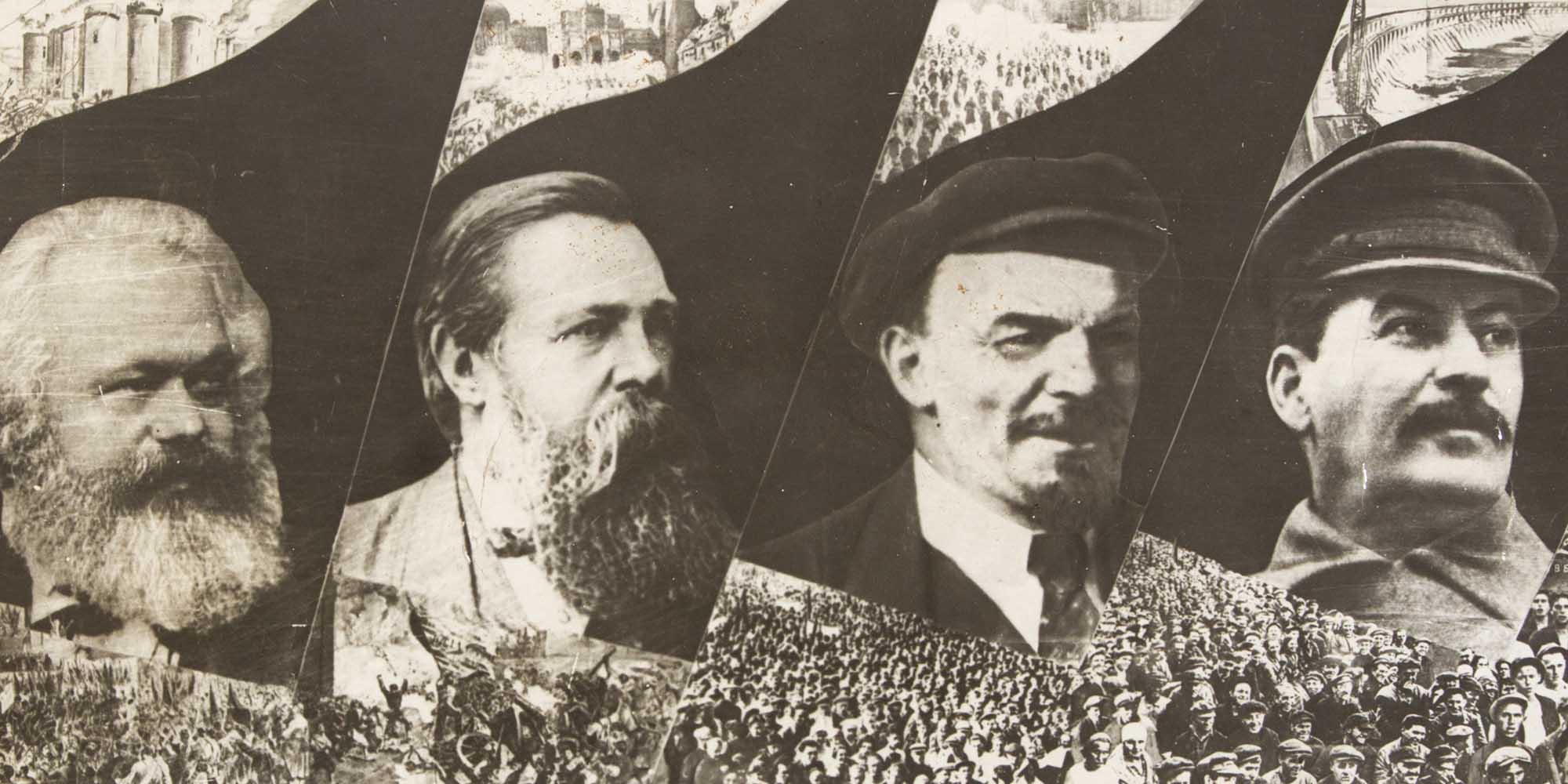 Gustav Klutsis: Soviet Propaganda Photomontages