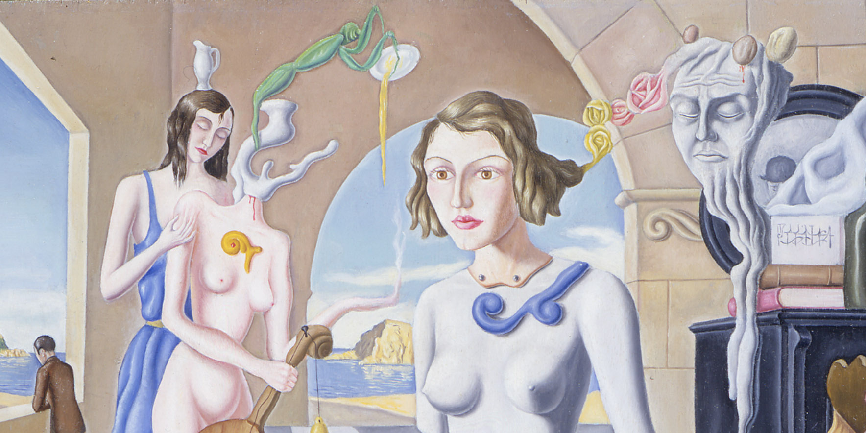 Behind the Surrealist Curtain: Sex, Sensuality & Silence