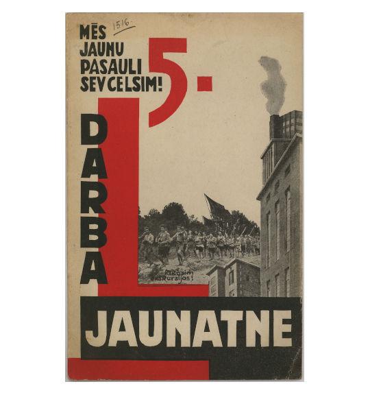 INTERWAR LATVIA: An Experiment in Graphic Design & Book Publishing, 1918–1939