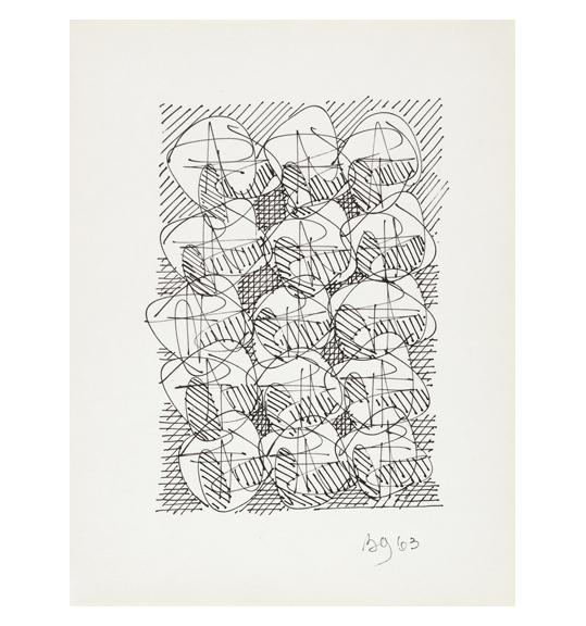 Witnessing Visions: Brion Gysin, Henri Michaux, Judit Reigl, Unica Zürn