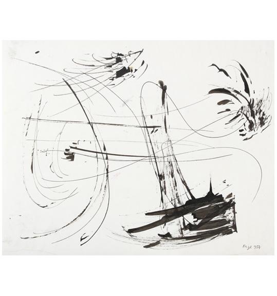 Judit Reigl: Annus Mirabilis, Annus Horribilis. Works from May 1954–June 1955