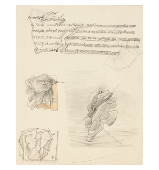Hans Bellmer: Drawings from 1930 – 1964