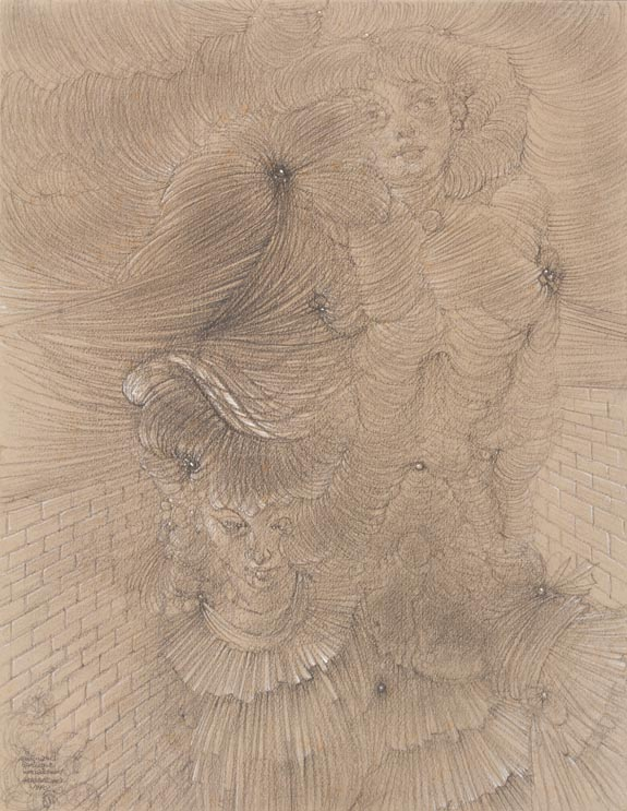 THE PENCIL IS KEY: DRAWINGS BY INCARCERATED ARTISTS, THE DRAWING CENTER