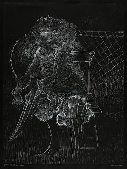 HANS BELLMER: DRAWINGS, 1930-1965