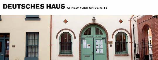 Deutsches Haus at NYU
