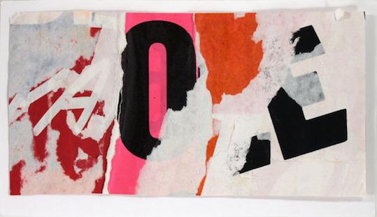 JACQUES VILLEGLÉ, THE TINY PICTURE SHOW, PAVEL ZOUBOK FINE ART