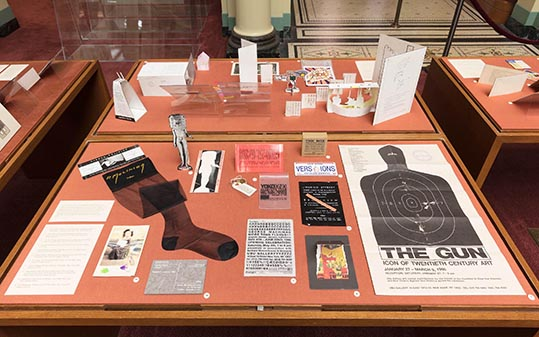 BEYOND TEMPORARY: ART EPEMERA & THE DESIGN OF THE EXHIBITION ANNOUNCEMENT, ART INSTITUTE OF CHICAGO