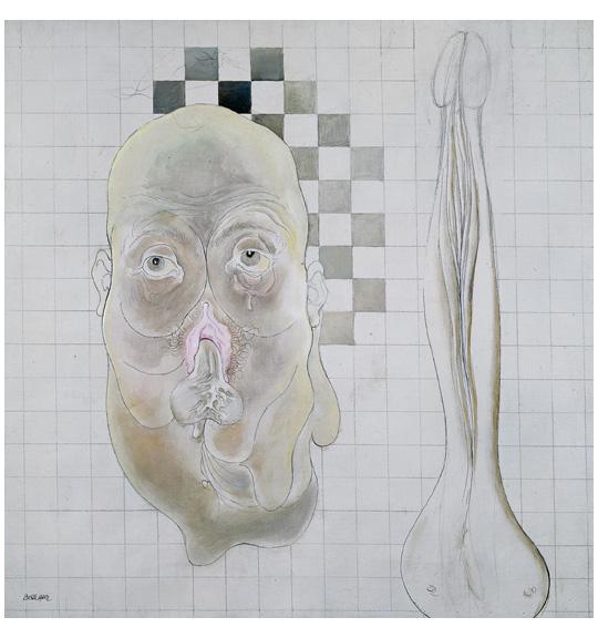 Hans Bellmer: Octopus Time