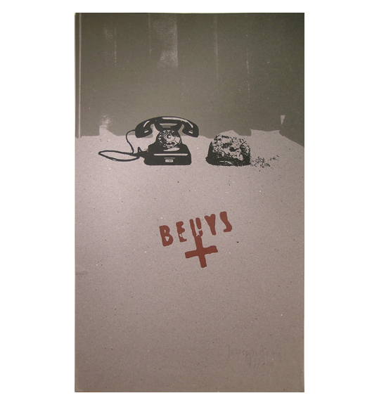 Joseph Beuys: Signed Posters + Multiples