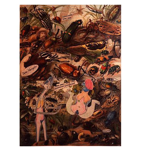 Erwin Blumenfeld: Collages 1916–1934