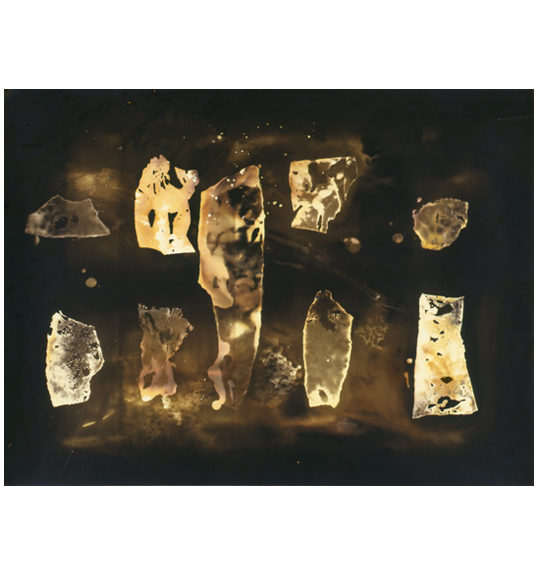 Théodore Brauner: Solarfixes Photographic Paintings, 1946–1952