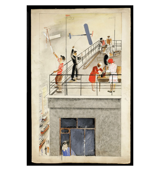 Aspects of Russian Art, 1915–1935: Selections from the Merrill C. Berman Collection