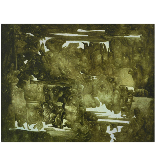 Richard Oelze: Paintings & Drawings from the 1950s & 1960s