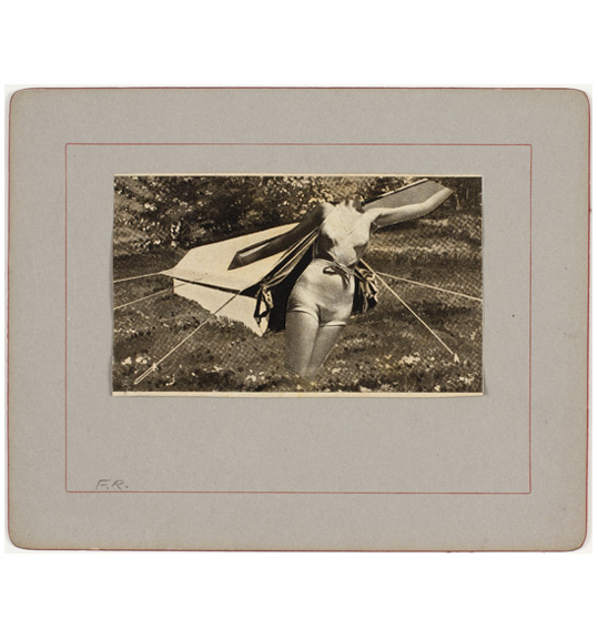 Franz Roh: Photography & Collage from the 1930s