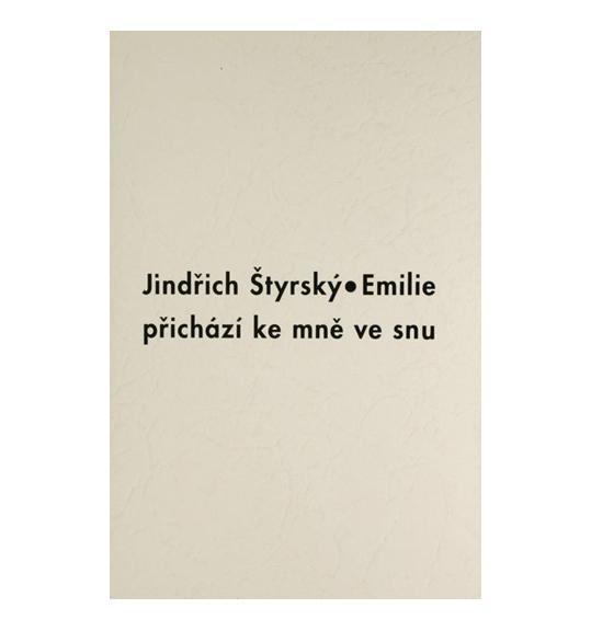 Jindřich Štyrský: Dreams