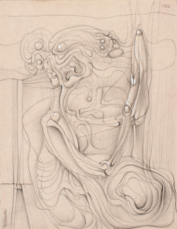 FIGURE/S: drawing after Bellmer